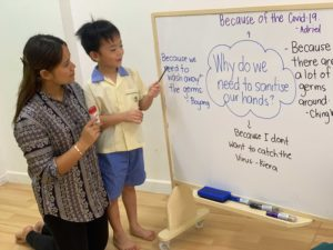 nursery school singapore