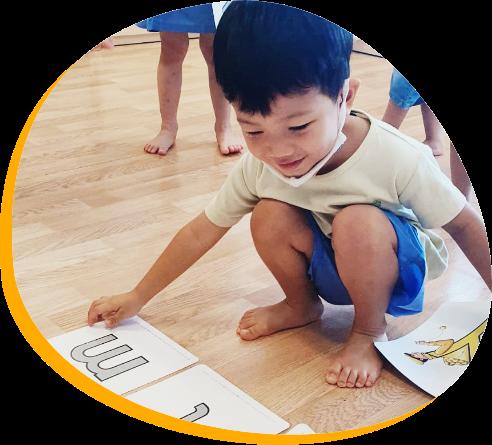 Developing your child's confidence through communication activities at Carpe Diem preschools