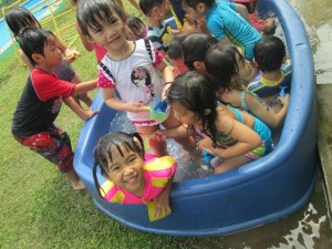 Waterplay for K1
